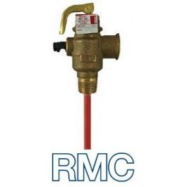 HT511 Pressure & Temperature Relief Valve 15mm - 1400 kPa RMC