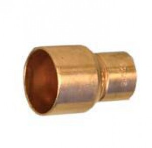 "W058 Reducing Copper Couplings 20mm (3/4"") x 15mm (1/2"")"