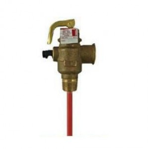 HT703 Pressure & Temperature Relief Valve 20mm - 700 kPa