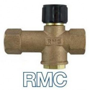 NRIS501 Non-Return Isolating Valve with Strainer 15mm RMC