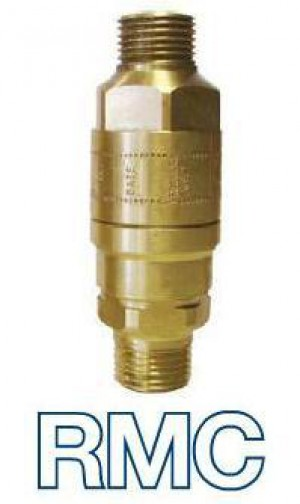 PS702 Pressure Limiting Valve 20mm 500kPa RMC
